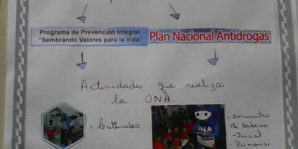 Senades promueve Periódico Escolar como alternativa de Prevención en escuela de Cojedes (8)