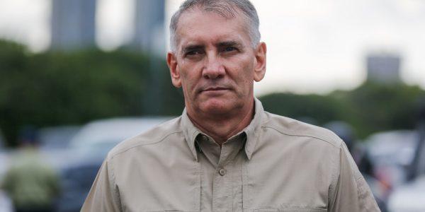 Viceministro del Sistema Integrado de Policía (Visipol), GD Edylberto Molina