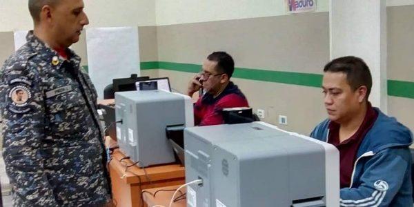 Visipol inició jornada de Acreditación Única en Táchira (2)