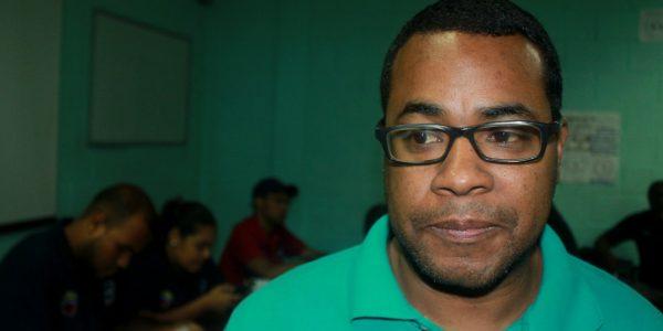 Ángel Rivero, delegado deportivo