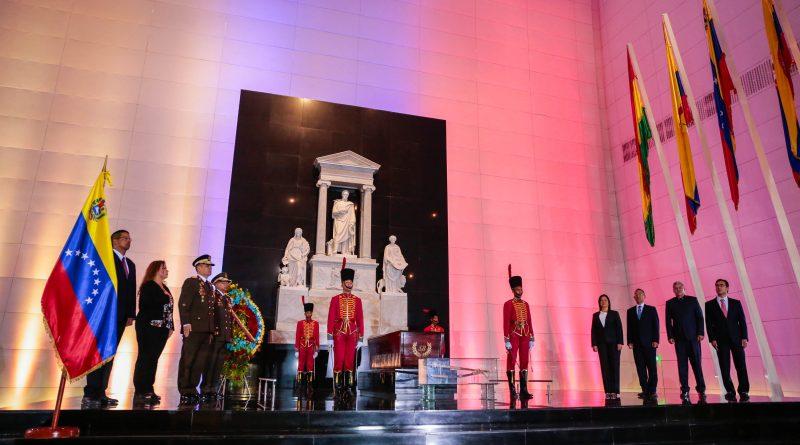 207 años de la Declaración de la Independencia de Venezuela (29)