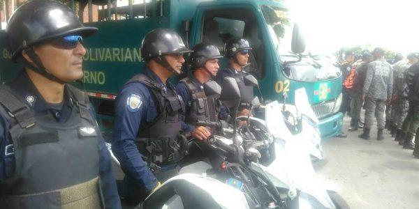 980 funcionarios resguardarán la seguridad y la paz en Cojedes (4)