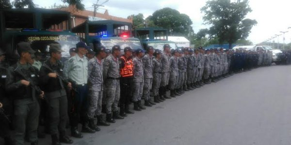 980 funcionarios resguardarán la seguridad y la paz en Cojedes (6)
