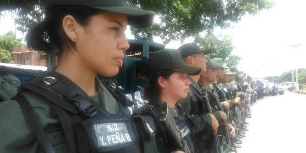 980 funcionarios resguardarán la seguridad y la paz en Cojedes (7)