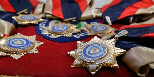 Condecorados funcionarios de la PNB (2)