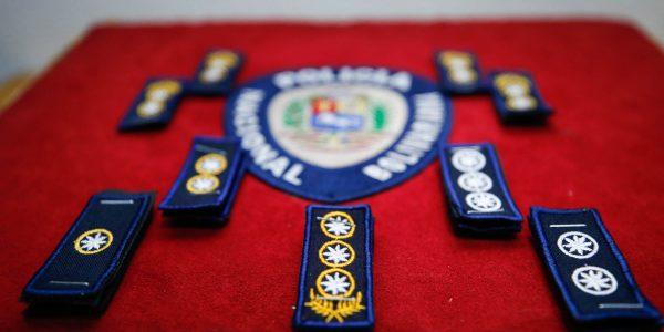 Condecorados funcionarios de la PNB (3)