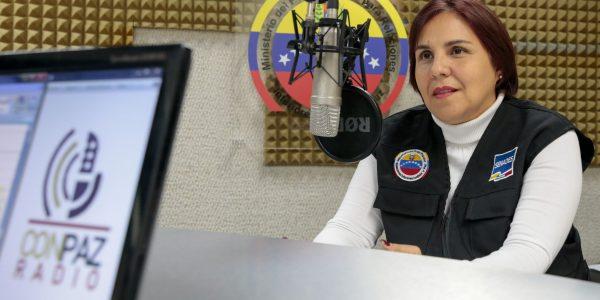 Delia Rondón Seguimos garantizando la paz, seguridad y prevención en cada rincón de Venezuela (4)