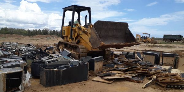 Destruidas 298 máquinas traganiqueles en Anzoátegui (6)