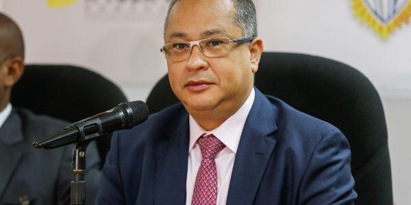 Director del Cuerpo de Investigaciones Científicas, Penales y Criminalísticas (Cicpc), Douglas Rico