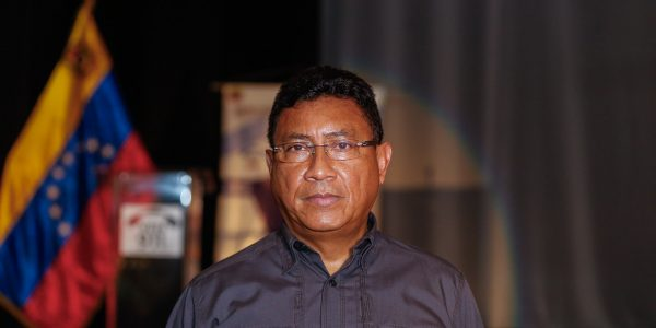 Director general de los CCCT VEN911, GD José Eliécer Pinto Gutiérrez (1)