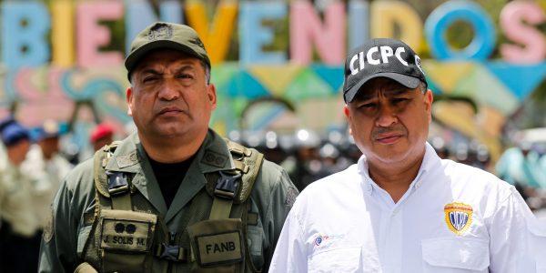 Douglas Rico los órganos de seguridad están articulados para la tranquilidad de Vargas (2)