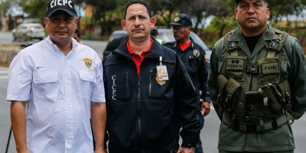 Douglas Rico los órganos de seguridad están articulados para la tranquilidad de Vargas (6)