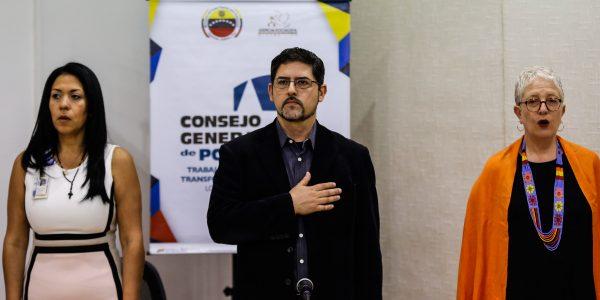 FORO SOBRE LOS 10 AÑOS DE LA LEY ORGÁNICA DEL SERVICIO POLICIAL (1)