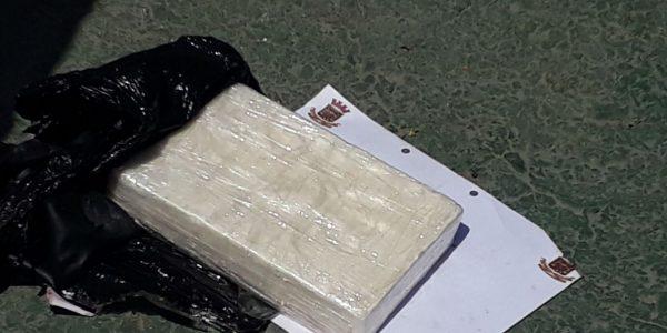 GNB detuvo a conductora tras incautarle 61 kilos de cocaína en su vehículo (10)