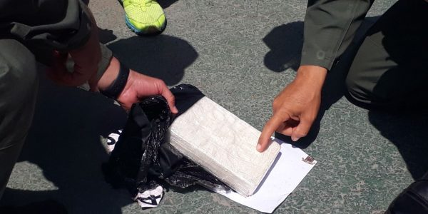 GNB detuvo a conductora tras incautarle 61 kilos de cocaína en su vehículo (6)