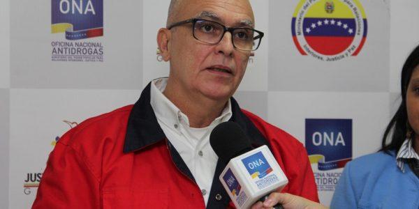 Jefe de la ONA Venezuela no es responsable del consumo de drogas en el mundo (6)