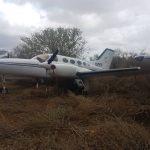 Reverol Torres: Aeronave incautada en Falcón provenía de México