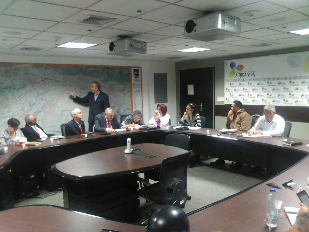 Mpprijp articula con las autoridades de la UCV para implementar mecanismos de seguridad