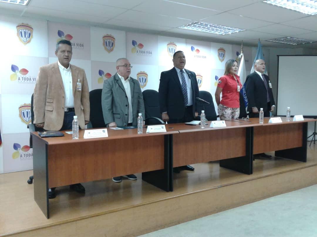 Oncdotf impartió al Cicpc 3er taller para combatir la legitimación de capitales (1)