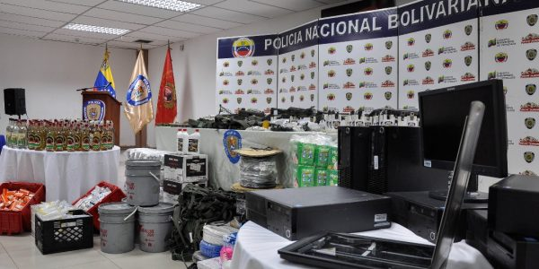 Pérez Ampueda En Venezuela el índice delictivo disminuyó 24% (2)