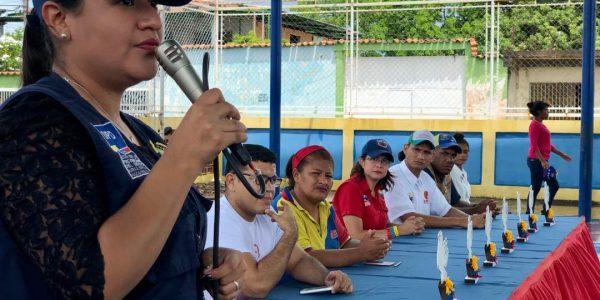 Poder Popular de Las Cocuizas elevó campaña comunicacional Yo quiero Paz en Maturín (2)