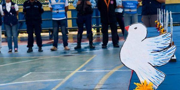Poder Popular de Las Cocuizas elevó campaña comunicacional Yo quiero Paz en Maturín (3)