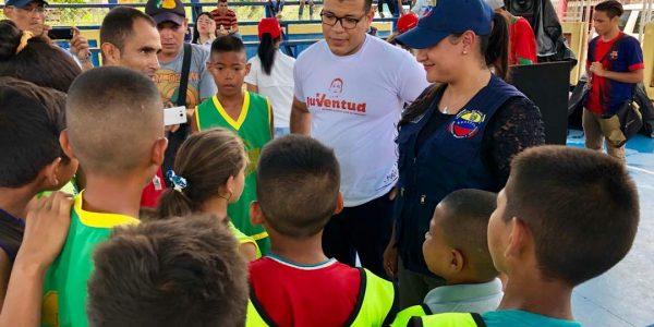 Poder Popular de Las Cocuizas elevó campaña comunicacional Yo quiero Paz en Maturín (4)