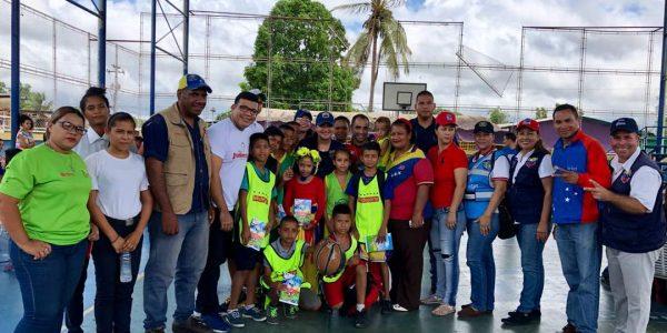 Poder Popular de Las Cocuizas elevó campaña comunicacional Yo quiero Paz en Maturín (9)