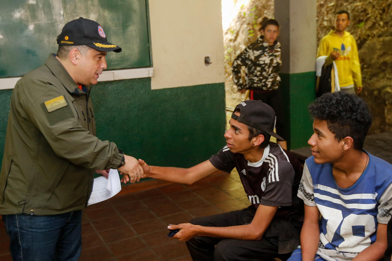 Rescatadas siete personas en el Parque Nacional Waraira Repano (11)
