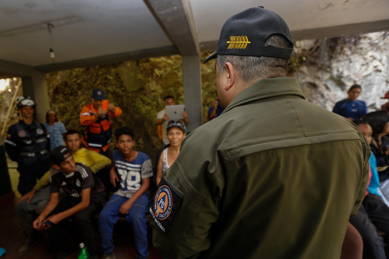 Rescatadas siete personas en el Parque Nacional Waraira Repano (12)
