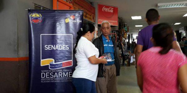 Senades abordó a más de 450 personas en el Terminal Terrestre de Barquisimeto (4)