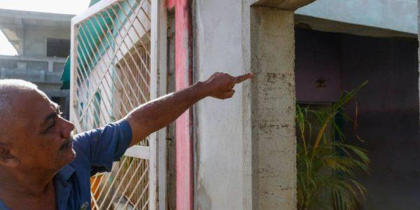 Sistema Integrado de Protección Civil y Bomberos atiende a familias afectadas en Carabobo (8)