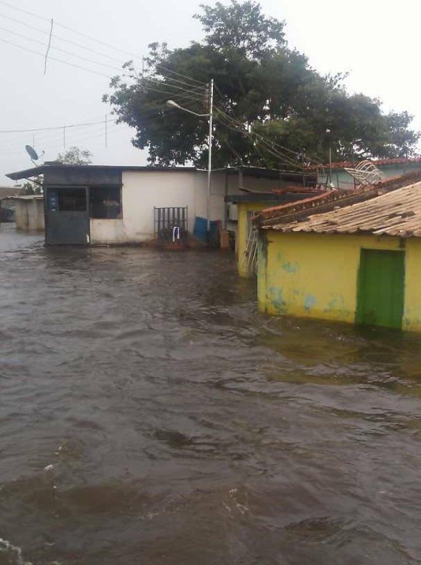 Sistema de Gestión de Riesgo en alerta ante llegada de onda tropical 13 al país (1)