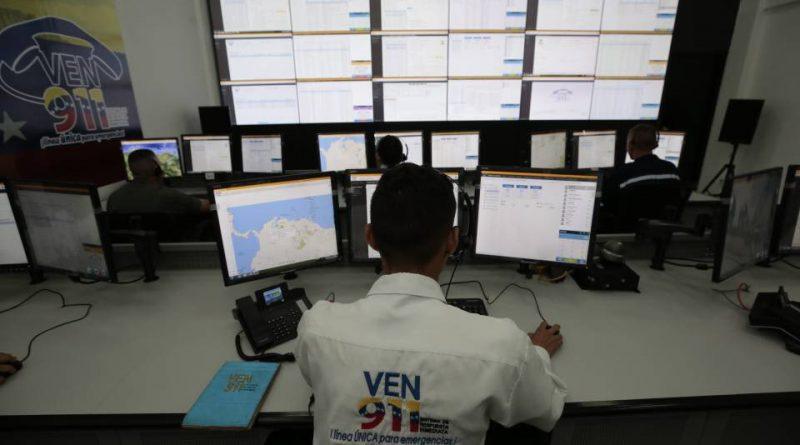 VEN 911 ofrece respuesta inmediata en materia de seguridad y prevención a los barinenses (4)