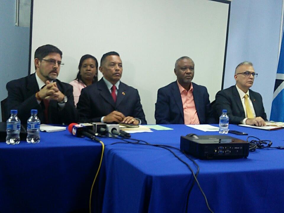 Venezuela y Santa Lucía trabajarán para combatir el tráfico de drogas