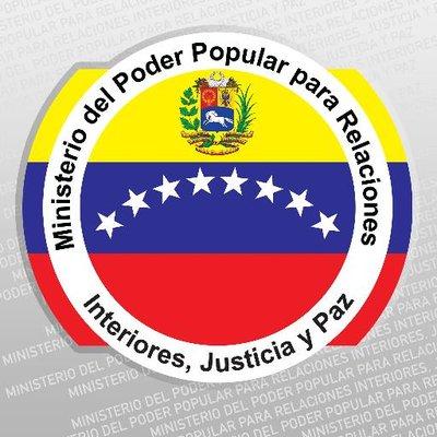 Ministerio del Poder Popular para Relaciones Interior, Justicia y Paz