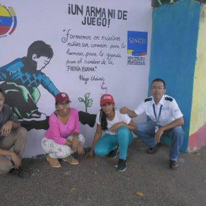 """""""Colores por el Desarme"""" (16)"""