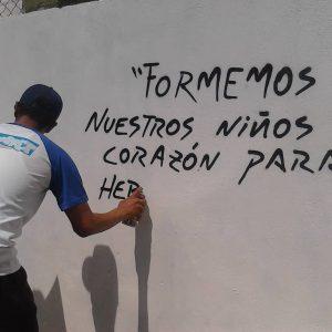 """""""Colores por el Desarme"""" (19)"""