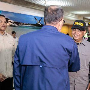 Activado Servicio de Policía de Migración de la PNB en el Aeropuerto Simón Bolívar (5)