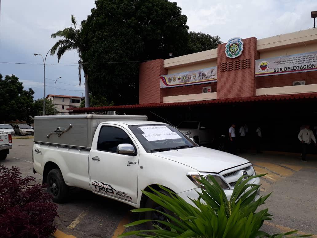 Cicpc halló 18 cadáveres abandonados en un cementerio de Aragua-3