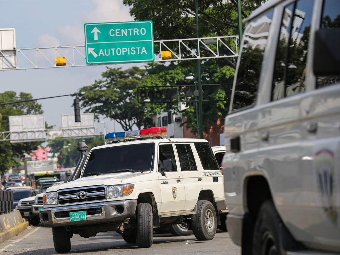 Cicpc se desplegó desde la plaza Catia (18)