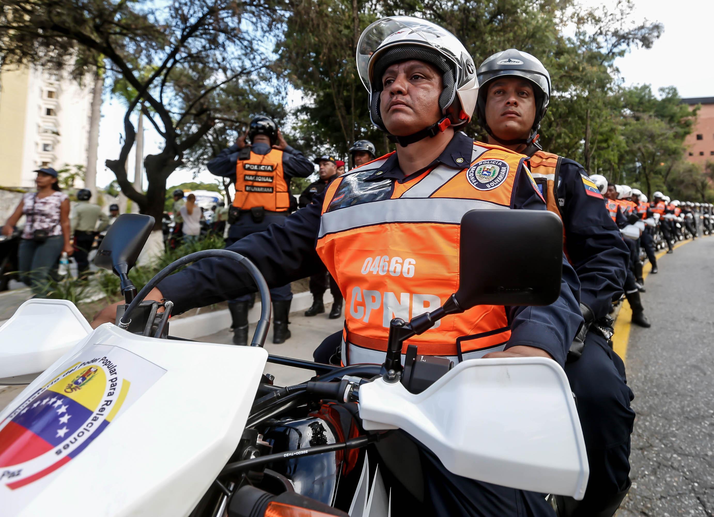 Continúa despliegues para la reducción del delito de secuestro en el país (9)