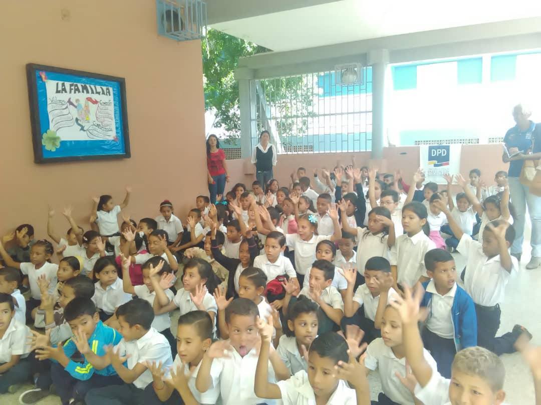 Conversatorios y cortometrajes promueven valores para el sano desarrollo de educandos en Guárico (2)