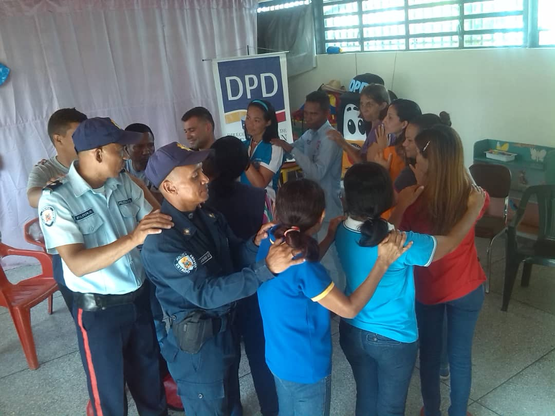 DPD tributa sostenidamente a la prevención para consolidar cultura de paz (8)