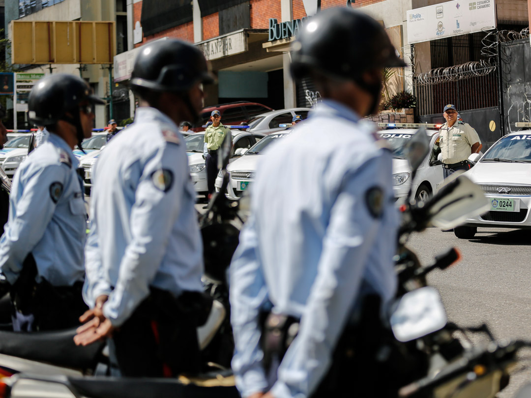 Delito de secuestro disminuyó un 41% en el territorio nacional (4)