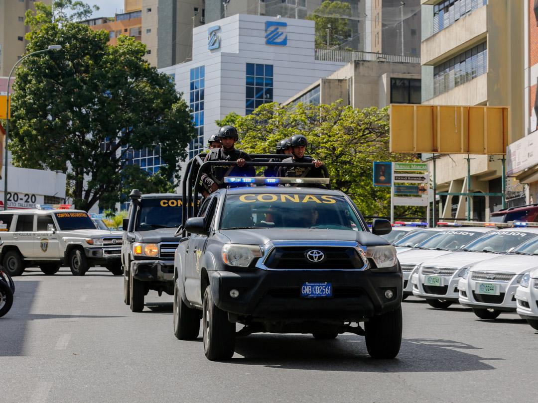 Delito de secuestro disminuyó un 41% en el territorio nacional (5)