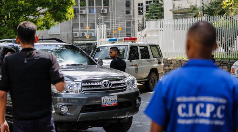 Desplegados más de 100 funcionarios del Cicpc en el Área Metropolitana y Miranda
