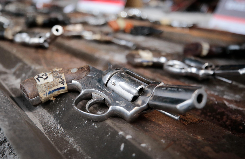 Destruidas más de 15 mil armas de fuego en el estado Zulia (11)