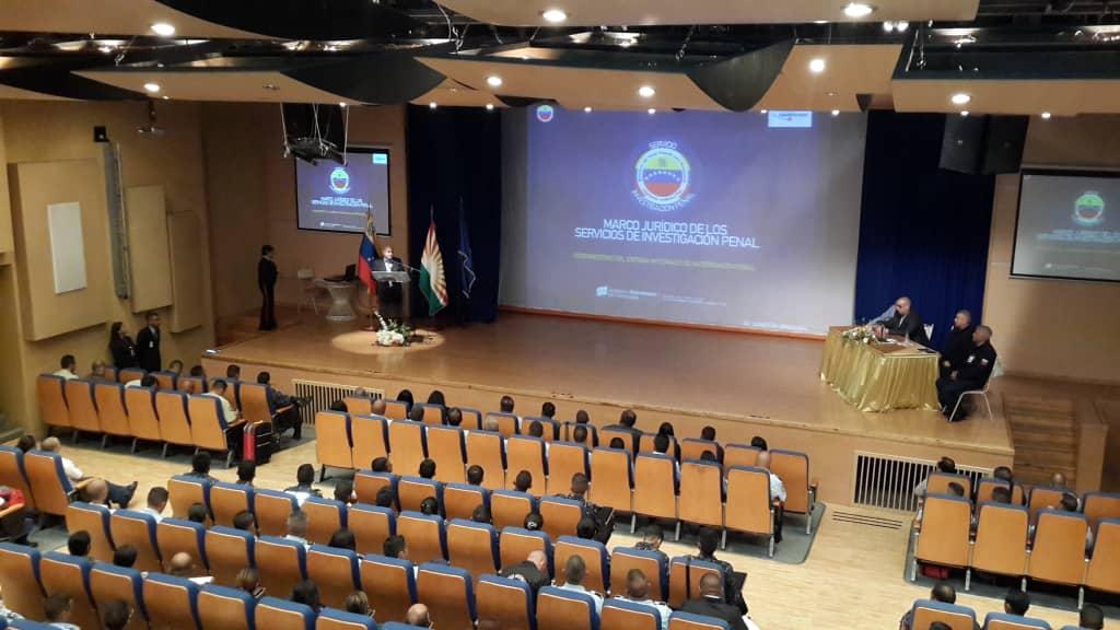 Encuentro de los Servicios de Investigación Penal consolida las buenas prácticas investigativas (9)