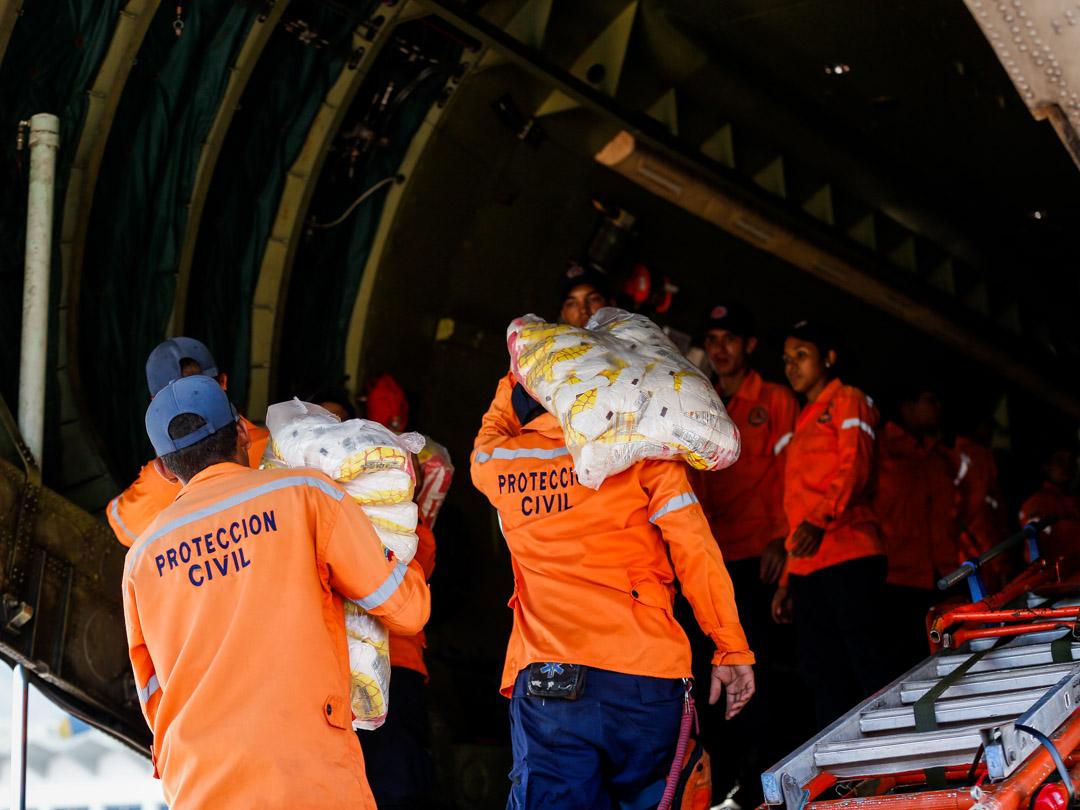 Enviadas 10 toneladas de insumos a familias afectadas por lluvias en Falcón (1) – copia